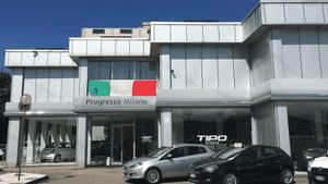 Sede di Sesto San Giovanni di Progresso Milano.